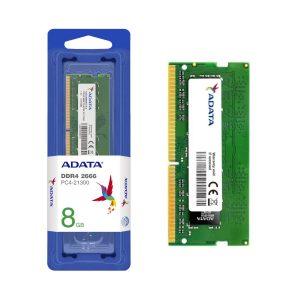 Memoria Ram DDR-4 Adata para portatil de 8GB M y M Suministros Tienda de Tecnología Funza, Cundinamarca, Envios a Toda Colombia