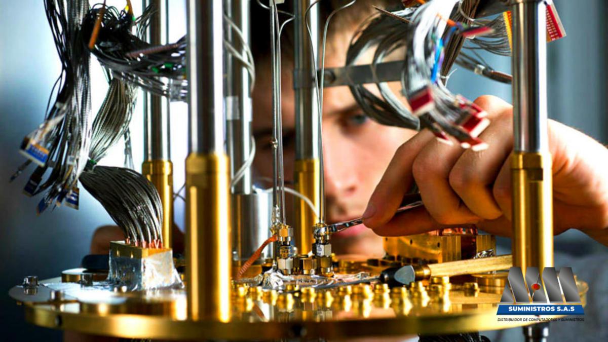 Imagen computacion Cuantica M y M Suministros Tienda de Tecnologia Funza Cundinamarca