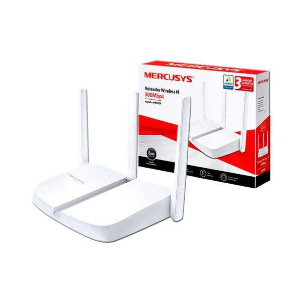 Router Extensor Wds Wifi Mw305r 3 Antenas 5dbi Mercusys, Tienda de Tecnología, Funza, Mosquera, Madrid, Bogotá, Cundinamarca, Colombia.