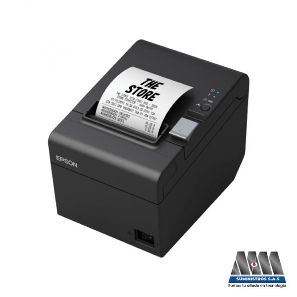 Impresora EPSON POS TM-T20III M y M Tienda de Tecnología Funza Envios a todo Colombia